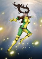 Rogue by nick-tyrrell