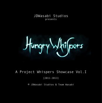 Project Whispers Digital Artbook Vol.1 by JDWasabi