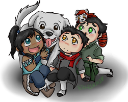 Come Get Some Korra Lovin' by TotalRenji13
