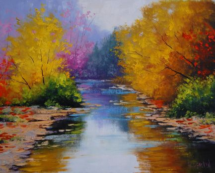 Fall Colors by artsaus