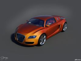 Audi OniX Concept 10 by cipriany