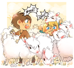 Shingeki no Sheep by xMits