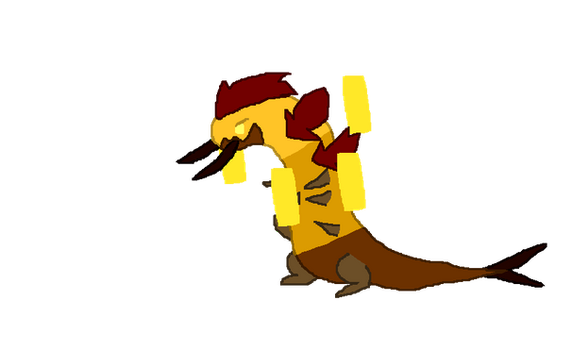 [PA] Fluff Flame Animation by DragonBloodStonez