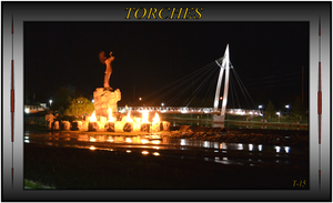 Lighting the Torches! by Taures-15