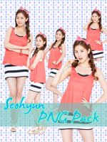 SNSD Seohyun PNG Pack by Nabillaazz