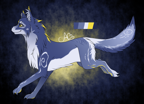 Wolf XD by Alissa1010