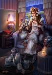Elizabeth and the Toad by PinkParasol