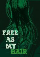 Free As My Hair - Gimp by anoanoanoano