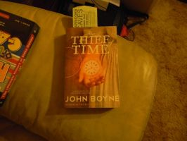 The Thief of Time by Zomit