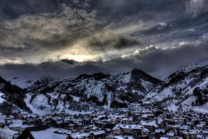 Valloire by SilverSurfer