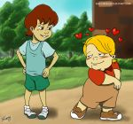 Life With Louie by kaijukid