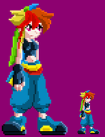 Anime RD Test Sprite (WIP) by Paragon-Yoshi