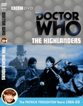 The Highlanders DVD cover by Leda74