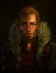 King Alistair by daPatches