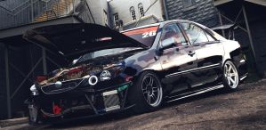 Toyota Camry Drift by alemaoVT