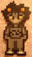 KarKat Bead Blood by Blackshadowbutterfly