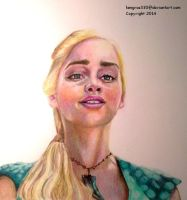Mother Of Dragons: FIRST SELFIE by lemgras330