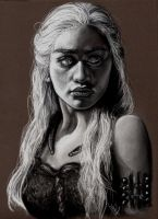 Daenerys -pastel by Tobi-ChansCookie