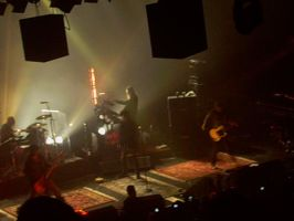 HIM live at the astoria by migeamor