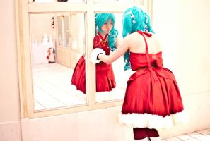 COSPLAY PV Vocaloid - Santa Baby by TrustOurWorldNow