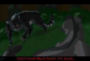 Back from the dead by PenguinEatsCarrots