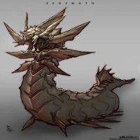 GA Behemoth Design Color by NuMioH