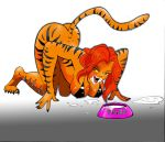 Tigra    Got Milk by Inspector97