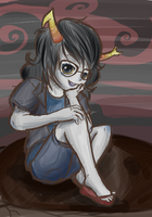 .: Vriska Sweety :. by LeenaZenyo