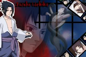 Sasuke Wallpaper by Saya-Yu