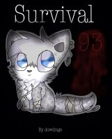 - Survival 93 Cover Page by dovelings