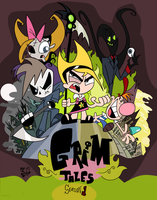 Grim tales season 1 by Jowybean
