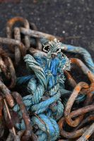 Rope in Chains by organicvision