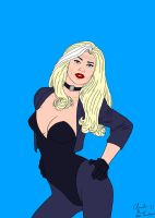 DCNow - Black Canary by Riddick99