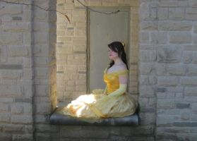 Belle: Am I here for a day... by NailgunInk
