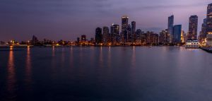 Chicago by Clamorn