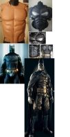Batman armor workflow by donVega123