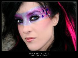 Rock my world- by PaulineWeglin