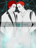ILG: there's nothing different by sirblckbrd