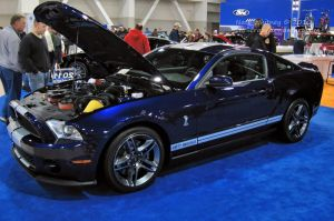2011 Shelby GT500 by Car-Crazy