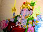 Lord Ganesh by caal731