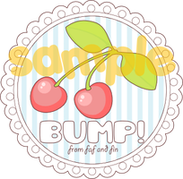 Cherry Bump by bombthemoon