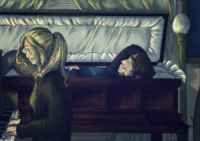 TWD Rest In Peace...Literally! by HitoriMaron