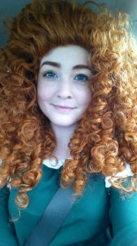 Merida -Preview- by CraizyDaizy