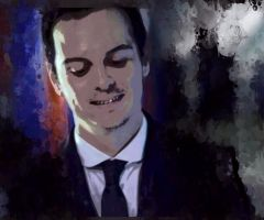Jim Moriarty by that-hella-gay-idjit