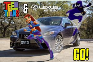 Lexus GO! REMAKE by daanton