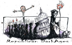 republican darkages by sketchoo
