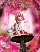 The rose baby hunt by annemaria48