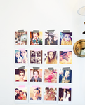 5 POLAROID COLLAGE TEMPLATES BY ARTJUNKPSDS by art-psds-junk