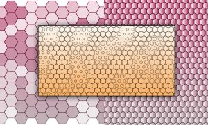 Honeycomb Brushes by StarwaltDesign