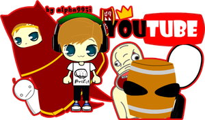 icon : go to Youtube by Alpha993I